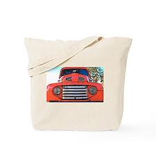 Unique Vintage pickup trucks Tote Bag