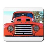 1950 ford truck Classic Mousepad