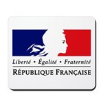 REPUBLIQUE FRANCAISE Mousepad