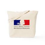 REPUBLIQUE FRANCAISE Tote Bag