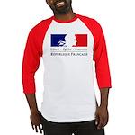 REPUBLIQUE FRANCAISE Baseball Jersey