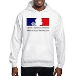 REPUBLIQUE FRANCAISE Hooded Sweatshirt