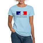 REPUBLIQUE FRANCAISE Women's Light T-Shirt