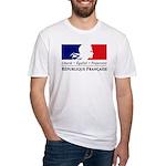 REPUBLIQUE FRANCAISE Fitted T-Shirt