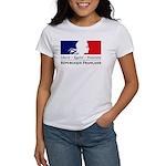 REPUBLIQUE FRANCAISE Women's T-Shirt