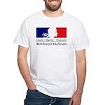 REPUBLIQUE FRANCAISE White T-Shirt