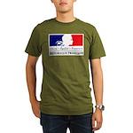 REPUBLIQUE FRANCAISE Organic Men's T-Shirt (dark)