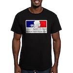 REPUBLIQUE FRANCAISE Men's Fitted T-Shirt (dark)