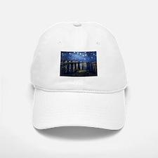Van Gogh: Starry Night Over the Rhone Baseball Baseball Cap
