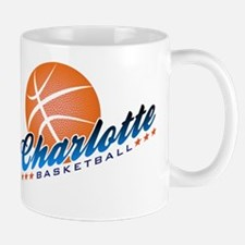 Charlotte Basketball Mug