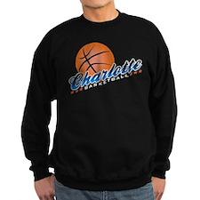 Charlotte Basketball Sweatshirt