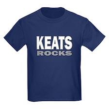 Keats Rocks T