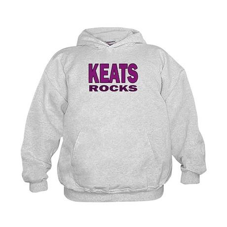Keats Rocks Kids Hoodie