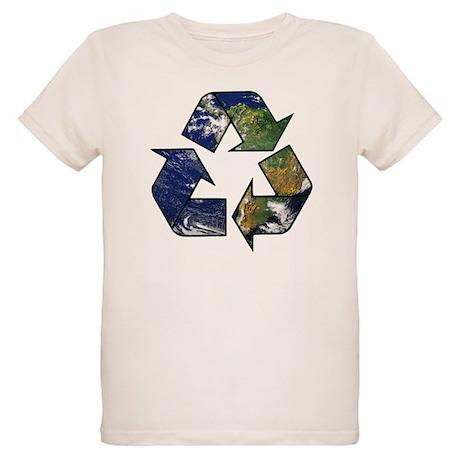 Recycle Earth | Organic Kids T-Shirt