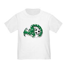 Sting Soccer Scorpion Infant T-Shirt