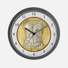 Roman Wall Clock 1