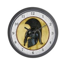 Greek Wall Clock 1