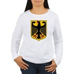 BUNDESREPUBLIK DEUTSCHLAND Women's Long Sleeve T-S