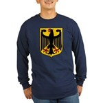 BUNDESREPUBLIK DEUTSCHLAND Long Sleeve Dark T-Shir