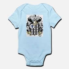 Newberry Coat of Arms Infant Creeper