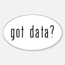 got data? Decal
