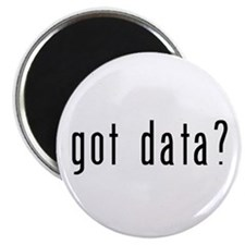 got data? Magnet