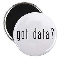 """got data? 2.25"""" Magnet (10 pack)"""