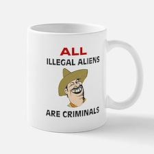 SEND THEM HOME Small Small Mug