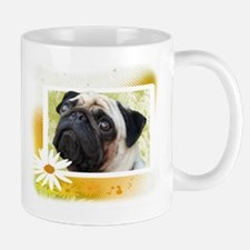 Pug Summer Mug