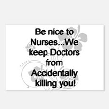 Cool Nurse practitioners Postcards (Package of 8)