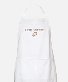 Tofu Turkey BBQ Apron