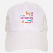 New Be The Solution Baseball Baseball Cap