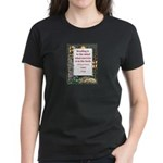 Reading Is To The Mind Women's Dark T-Shirt