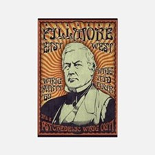 Millard Fillmore -Whig Out Rectangle Magnet