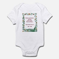 Nature and Books Infant Bodysuit