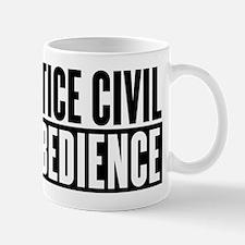 Practice Civil Disobedience Mug