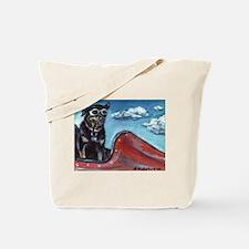 Unique Sidecar Tote Bag