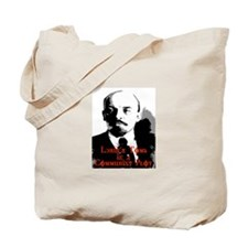 lenin's tomb is a communist p Tote Bag