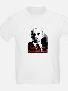 lenin's tomb is a communist p T-Shirt