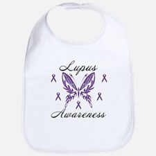 Lupus Awareness Bib