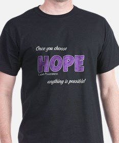 Once You Choose HOPE T-Shirt