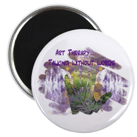 Art Therapy Magnet