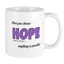 Once You Choose HOPE Mug