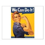 We Can Do It Poster Small Poster