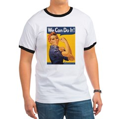 We Can Do It Poster (Front) T