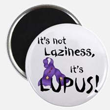 It's not Laziness! Magnet