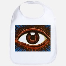 All Seeing Eye Bib