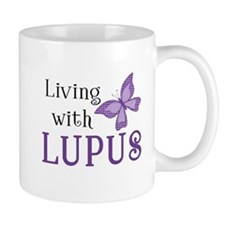 Living With Lupus Mug