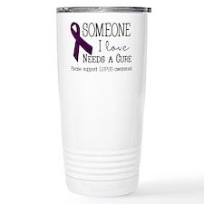 Someone I Love Needs a CURE! Travel Mug