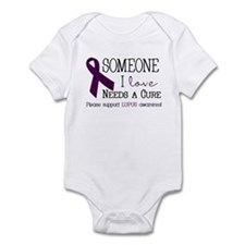 Someone I Love Needs a CURE! Infant Bodysuit